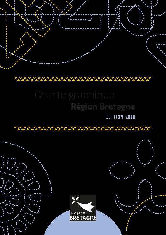 Charte graphique Région Bretagne