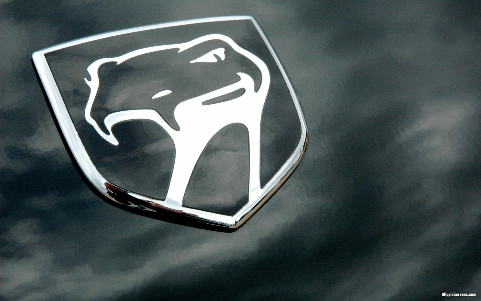 fond d'écran dodge viper logo.jpg