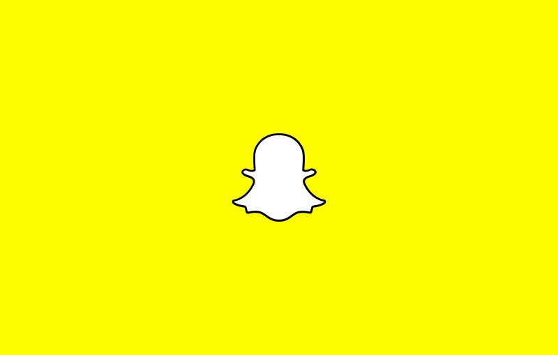 Charte graphique Snapchat 2017
