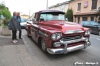 chevrolet apache 32 1959 - ford f100 1955 custom 005