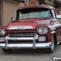 chevrolet apache 32 1959 - ford f100 1955 custom 015