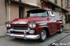 chevrolet apache 32 1959 - ford f100 1955 custom 016