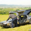 Delorean DMC12 Shooting 18