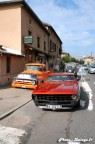 Pickup Ford F100 custom et Chevrolet Camaro 02