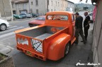 Pickup Ford F100 custom et Chevrolet Camaro 09