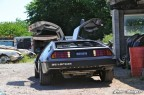 Delorean DMC12 chez Tafani 01