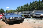 Delorean DMC12 chez Tafani 06