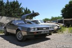 Delorean DMC12 chez Tafani 15