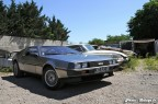 Delorean DMC12 chez Tafani 18