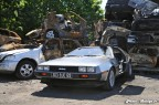Delorean DMC12 chez Tafani 23
