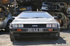 Delorean DMC12 chez Tafani 25