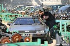 Delorean DMC12 chez Tafani 40