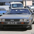 Delorean DMC12 chez Tafani 45