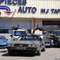 Delorean DMC12 chez Tafani 48